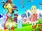 Click to Play Fairytale Doll Dressup
