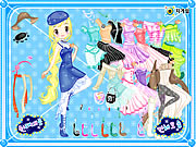 Click to Play Doll Superstar Dressup