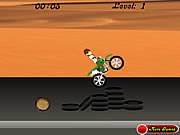 Click to Play Ben 10 Bike