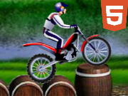 Click to Play Bike Mania HTML5