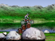 Click to Play Bike Mania