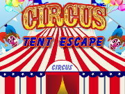 Click to Play Circus Tent Escape