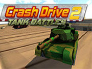 Click to Play Crash Drive 2: Tank Battles