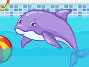 Click to Play Dolphin Slacking