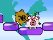 Click to Play Dude Bear: Love Adventure