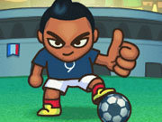 Click to Play Foot Chinko: Euro 2016
