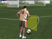 Click to Play Free Kick Duel