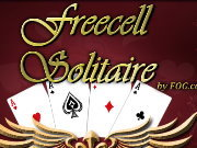 Click to Play Freecell Solitaire