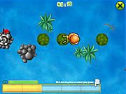 Click to Play Frod the Frog