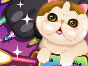 Click to Play Kitty Nail Salon