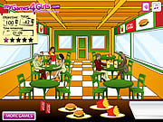 Click to Play Lea's Fast Food Restaurant