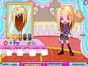 Click to Play Magic Hairdos House