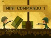 Click to Play Mini Commando