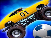 Click to Play Monster Truck Soccer