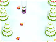 Click to Play Pet Sledding