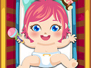 Click to Play Princess Baby Care