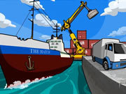 Click to Play Shipping Yard