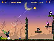 Click to Play Silly Bombs and Space Invaders