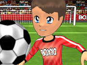 Click to Play Euro 2012 Football Game