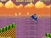 Click to Play Sonic Motobike