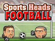 Click to Play Sports Heads - Football