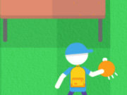 Click to Play Stickman Tennis
