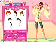 Click to Play Summer Time Fashion Dress Up