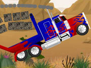Click to Play Transformers Truck